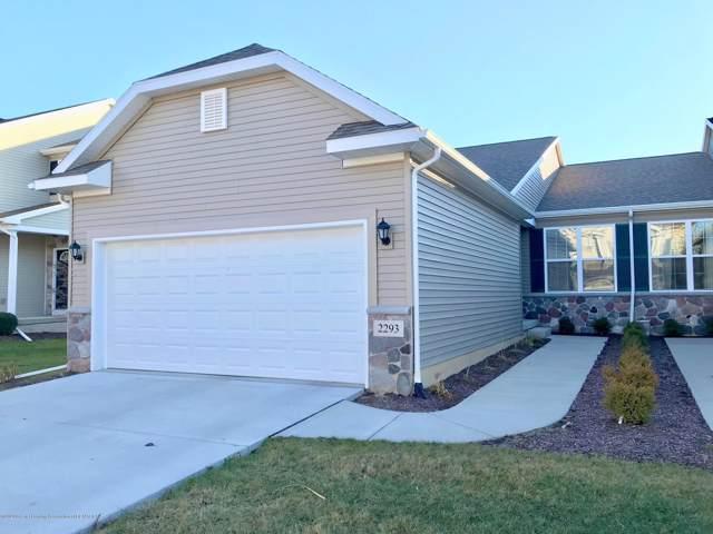 2293 Fieldstone Drive, Okemos, MI 48864 (MLS #243377) :: Real Home Pros