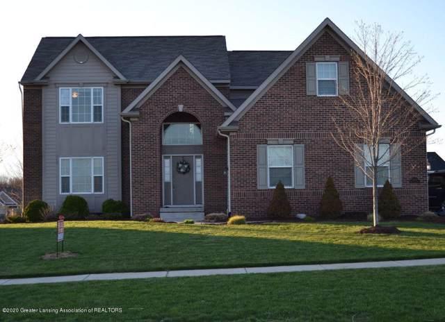 12869 Warm Creek Drive, Dewitt, MI 48820 (MLS #243447) :: Real Home Pros