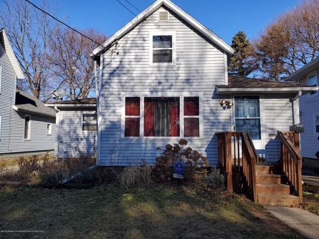 1308 W Barnes Avenue, Lansing, MI 48910 (MLS #243450) :: Real Home Pros