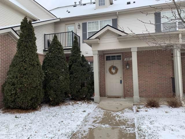 639 Worthington Drive #13, Lansing, MI 48906 (MLS #243459) :: Real Home Pros