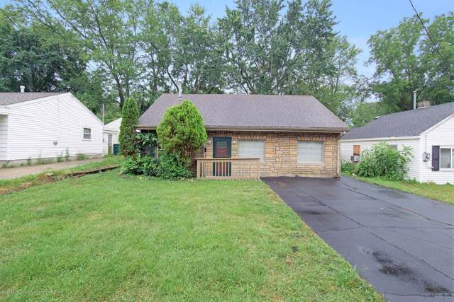 124 E Everettdale Avenue, Lansing, MI 48910 (MLS #243527) :: Real Home Pros