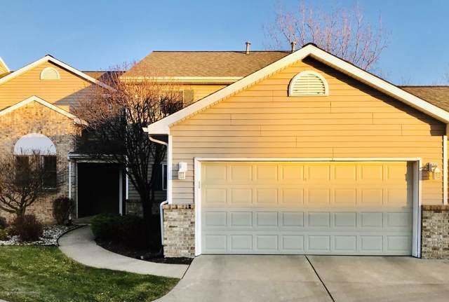 7329 Golf Gate Drive #35, Lansing, MI 48917 (MLS #243534) :: Real Home Pros