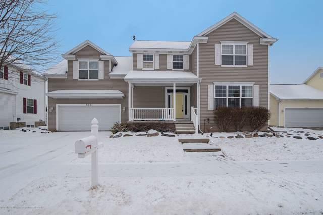 502 Anhinga Drive, East Lansing, MI 48823 (MLS #243553) :: Real Home Pros