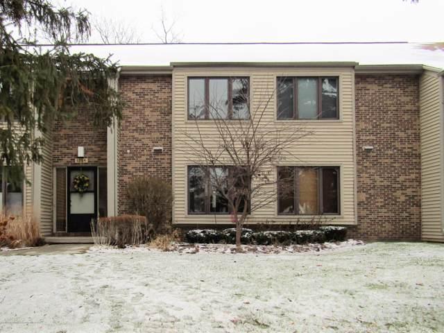 1264 Lakeside Drive #3, East Lansing, MI 48823 (MLS #243563) :: Real Home Pros