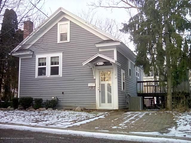 513 Dorothy Lane, East Lansing, MI 48823 (MLS #243601) :: Real Home Pros