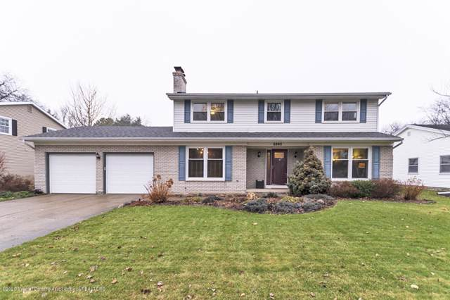 2898 E Colony Drive, East Lansing, MI 48823 (MLS #243605) :: Real Home Pros