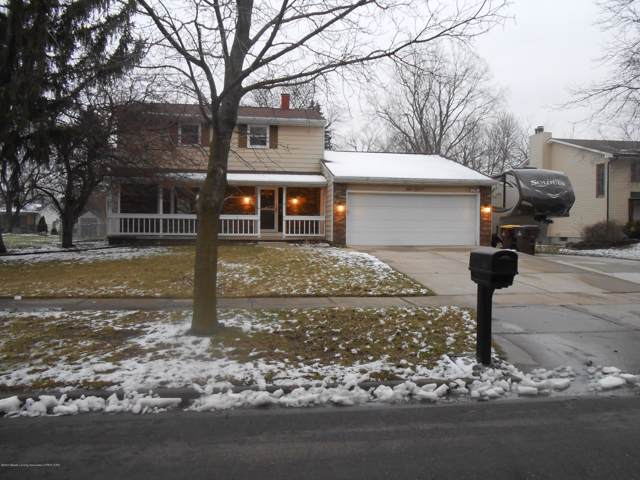 911 Chesley Drive, Lansing, MI 48917 (MLS #243609) :: Real Home Pros