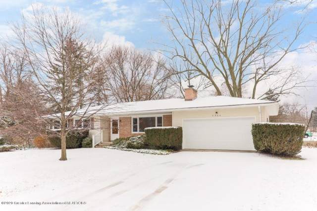 5244 Wardcliff Drive, East Lansing, MI 48823 (MLS #243614) :: Real Home Pros