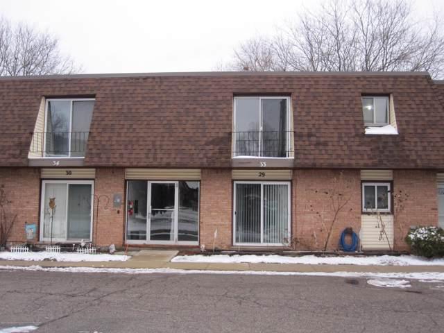 4727 Gull Road #33, Lansing, MI 48917 (MLS #243664) :: Real Home Pros