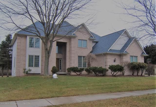 5590 Star Flower Drive, Haslett, MI 48840 (MLS #243667) :: Real Home Pros