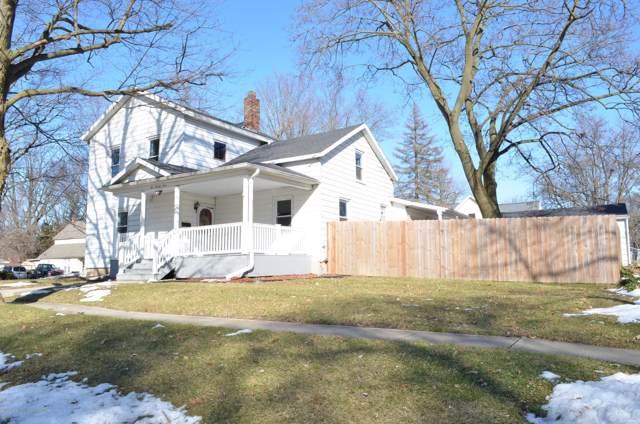 224 W Front Street, Grand Ledge, MI 48837 (MLS #243949) :: Real Home Pros