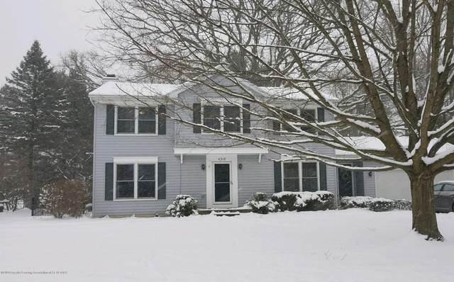 4318 Cherry Hill Drive, Okemos, MI 48864 (MLS #244170) :: Real Home Pros