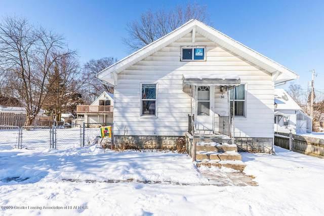 330 Haze Street, Lansing, MI 48917 (MLS #244225) :: Real Home Pros