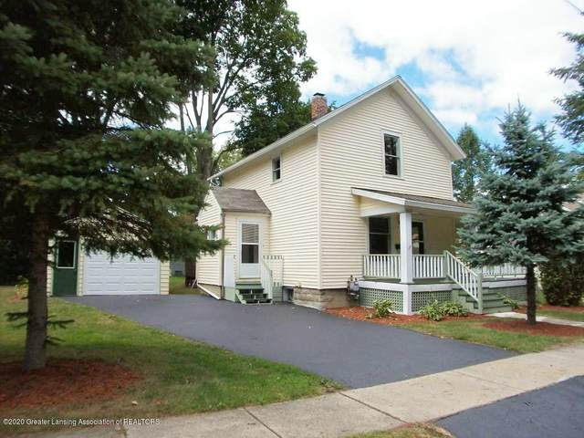 214 Crossman Street Street, Williamston, MI 48895 (MLS #244701) :: Real Home Pros