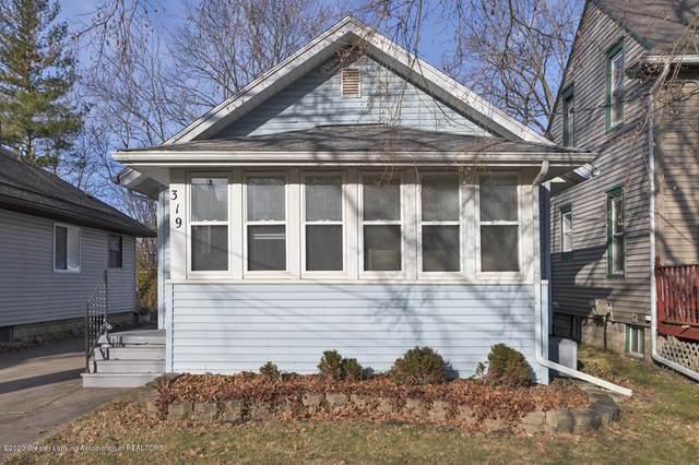 319 N Hayford Avenue, Lansing, MI 48912 (MLS #244719) :: Real Home Pros