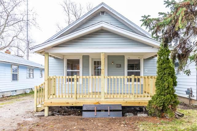 119 Hungerford Street, Lansing, MI 48917 (MLS #244855) :: Real Home Pros