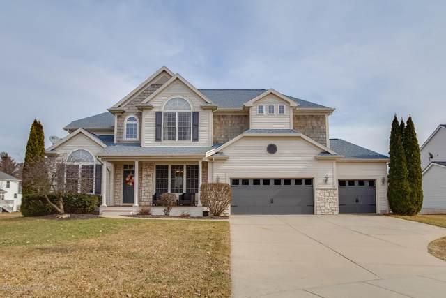 11404 Jerryson Drive, Grand Ledge, MI 48837 (MLS #244867) :: Real Home Pros