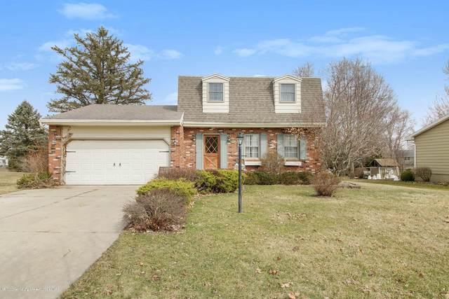 12816 E Greenfield Road, Grand Ledge, MI 48837 (MLS #244881) :: Real Home Pros