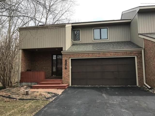 5278 E Hidden Lake Drive, East Lansing, MI 48823 (MLS #244883) :: Real Home Pros