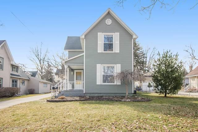 515 W Jefferson, Grand Ledge, MI 48837 (MLS #244912) :: Real Home Pros