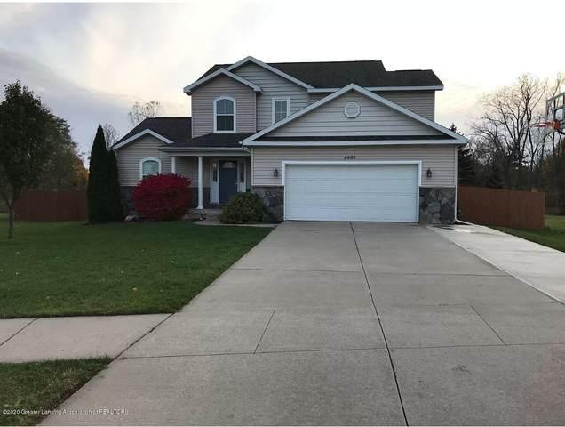 4469 Helmsway Drive, Lansing, MI 48911 (MLS #244940) :: Real Home Pros