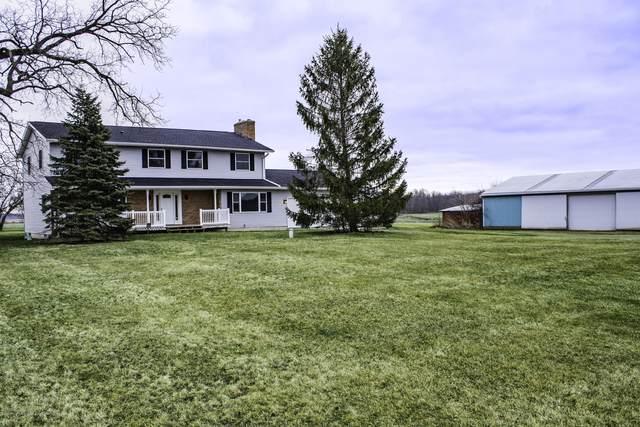 11750 N Cochran Road, Grand Ledge, MI 48837 (MLS #244997) :: Real Home Pros