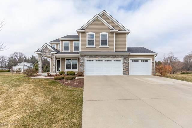 1620 Sanborn Drive, Dewitt, MI 48820 (MLS #245178) :: Real Home Pros
