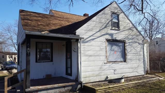 6205 S Martin Luther King Jr Boulevard, Lansing, MI 48911 (MLS #245295) :: Real Home Pros