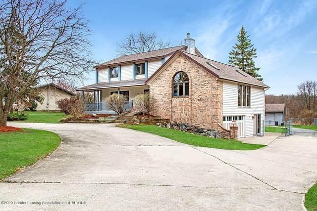 9158 S Coleman Road, Haslett, MI 48840 (MLS #245395) :: Real Home Pros