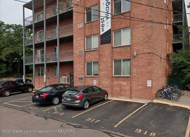 400 Hillside Court #3, East Lansing, MI 48823 (MLS #245411) :: Real Home Pros