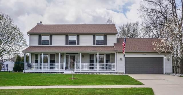2261 Lochwoode Court, Holt, MI 48842 (MLS #245490) :: Real Home Pros