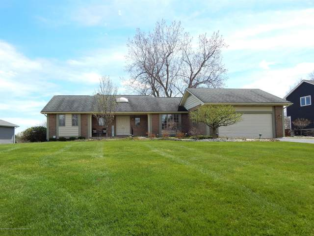 9283 W Scenic Lake Drive, Laingsburg, MI 48848 (MLS #245591) :: Real Home Pros