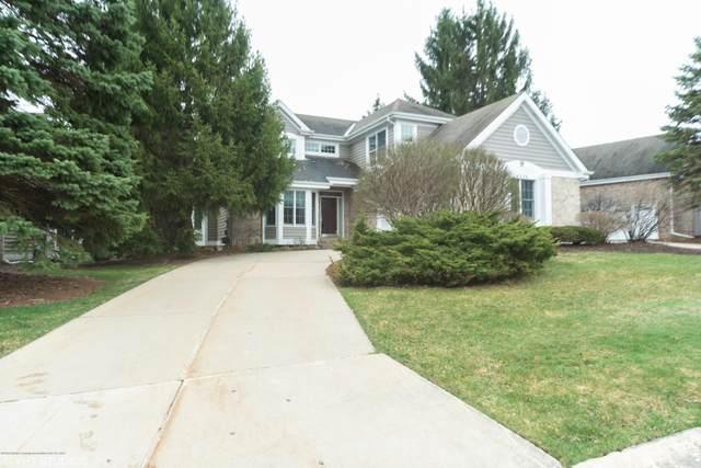 6226 W Golfridge Drive, East Lansing, MI 48823 (MLS #245748) :: Real Home Pros