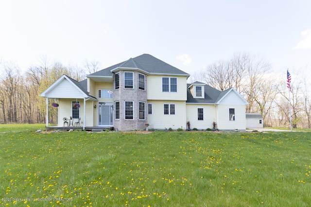 243 N Aurelius Road, Mason, MI 48854 (MLS #245756) :: Real Home Pros