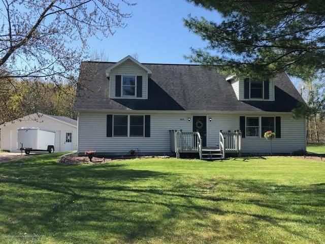 865 West Street, Laingsburg, MI 48848 (MLS #245803) :: Real Home Pros