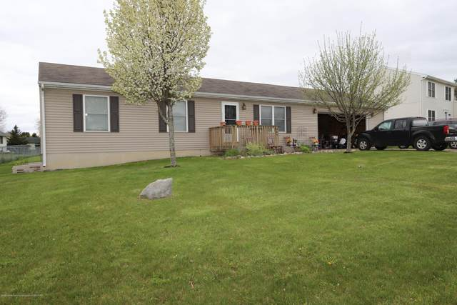 1446 Adams Street, Dansville, MI 48819 (MLS #245871) :: Real Home Pros