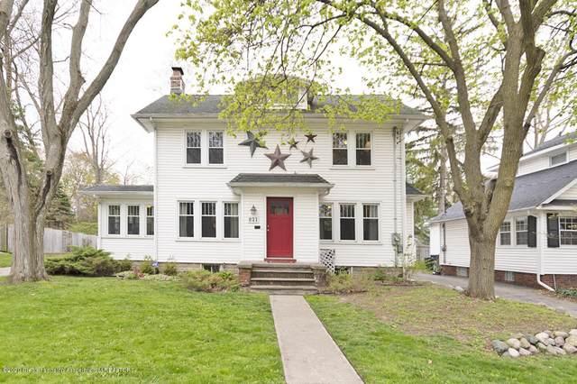 821 Sunset Lane, East Lansing, MI 48823 (MLS #245883) :: Real Home Pros