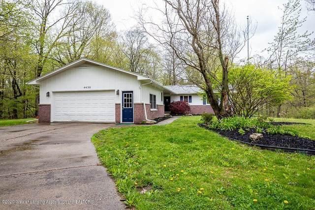 4450 Congdon Drive, Williamston, MI 48895 (MLS #246044) :: Real Home Pros