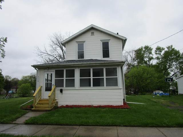 716 Irving Street, Jackson, MI 49202 (MLS #246118) :: Real Home Pros