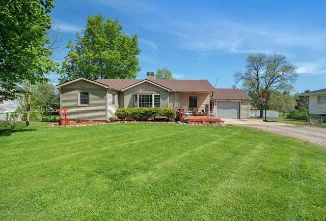 8895 Bradford Road, Eaton Rapids, MI 48827 (MLS #246222) :: Real Home Pros
