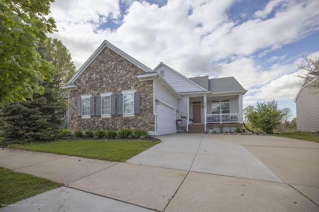 6965 Castleton Drive, Grand Ledge, MI 48837 (MLS #246228) :: Real Home Pros