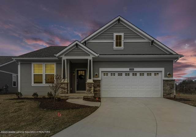2830 Carnoustie Drive, Okemos, MI 48864 (MLS #246231) :: Real Home Pros