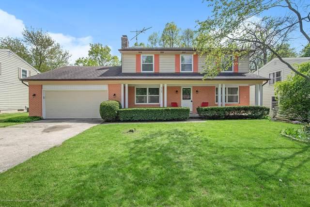 3705 Springbrook Lane, Lansing, MI 48917 (MLS #246243) :: Real Home Pros
