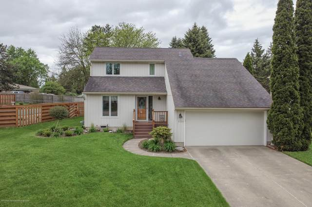 536 Dutch Hill Drive, Lansing, MI 48917 (MLS #246280) :: Real Home Pros