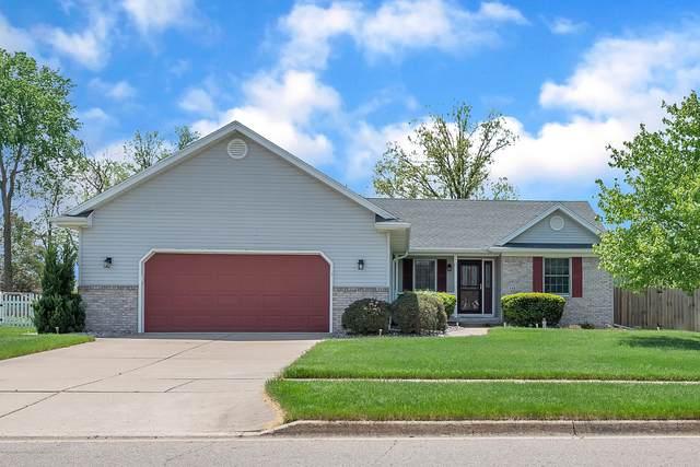 738 Fieldview Drive, Grand Ledge, MI 48837 (MLS #246305) :: Real Home Pros