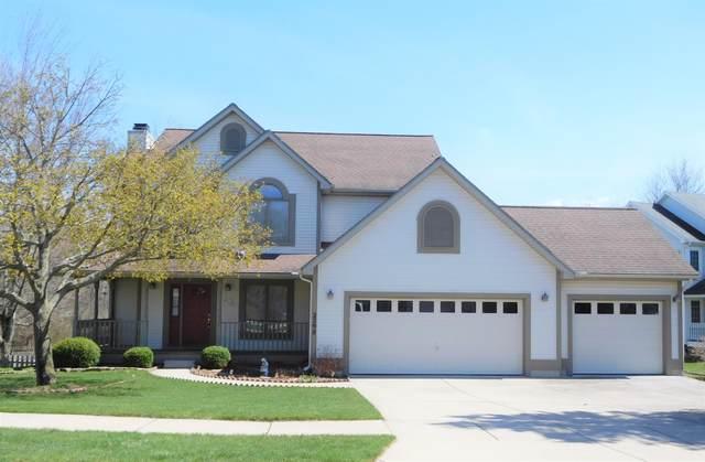 2298 Rolling Ridge Lane, Holt, MI 48842 (MLS #246317) :: Real Home Pros