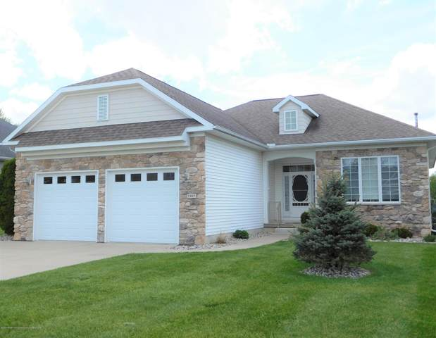 2105 Marstoga Drive, Lansing, MI 48917 (MLS #246318) :: Real Home Pros