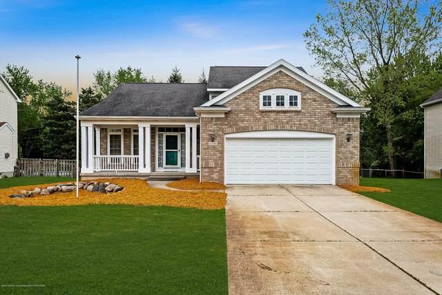 11226 Brickand Drive, Grand Ledge, MI 48837 (MLS #246333) :: Real Home Pros