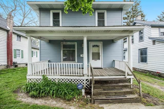 821 Wisconsin Avenue, Lansing, MI 48915 (MLS #246358) :: Real Home Pros