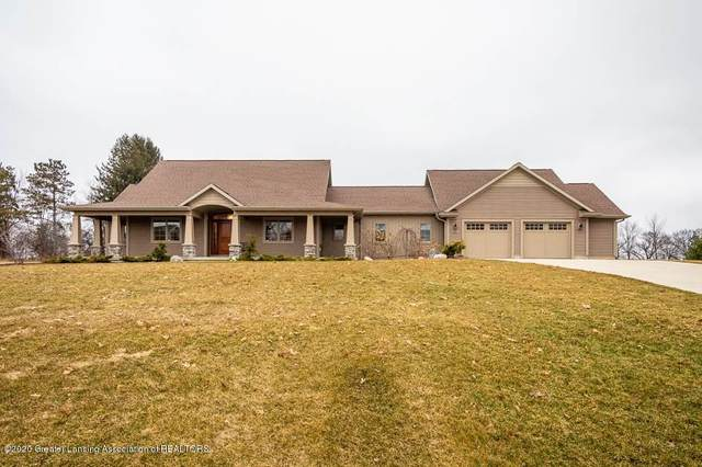 2737 Carric Court, Jackson, MI 49201 (MLS #246411) :: Real Home Pros